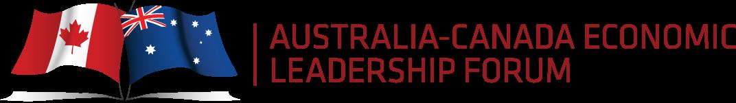 Australia-Canada Economic Leadership Forum Logo
